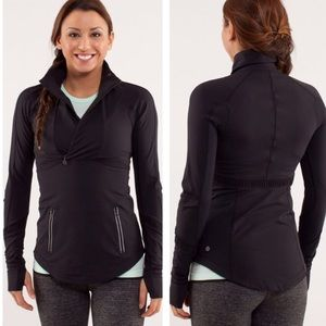 Lululemon half zip jacket
